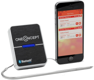 bluetooth funk grillthermometer