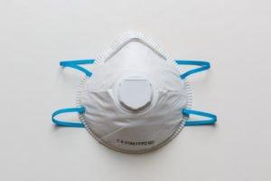 FFP2-10er-Pack mit Ventil